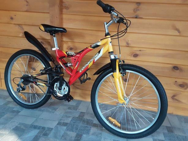 Comanche Pony DS подростковый велосипед двух подвес