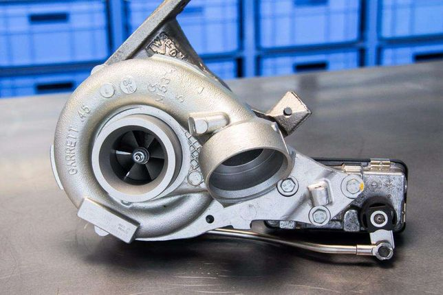 Regeneracja Superb 1.9 Tdi 130 Km 717#858 Skoda Turbo