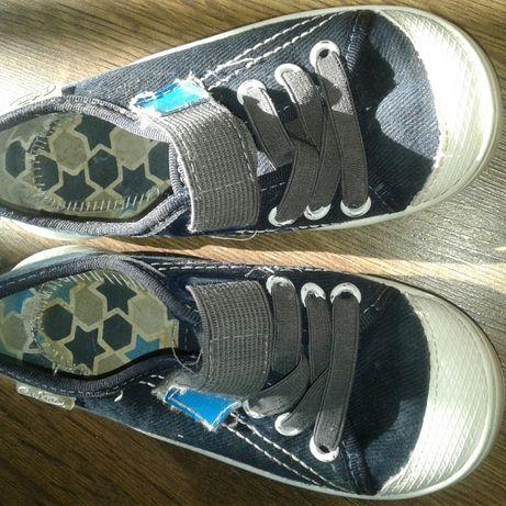 Belfado 26 trampki buciki dla malucha jak nowe na rzep. Wygodne