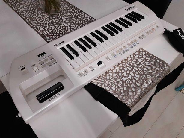 Keytar Roland Lucina Ax-09 Syntezator