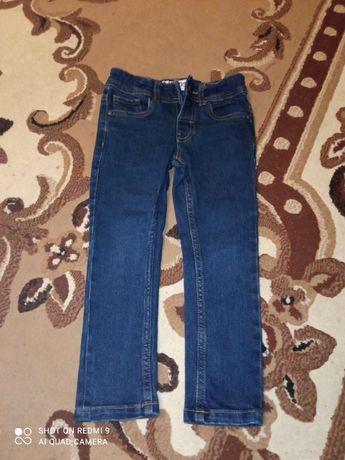 Rurki jeans c&a chłopiece 104