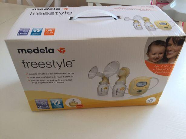Laktator Medela Freestyle gwarancja