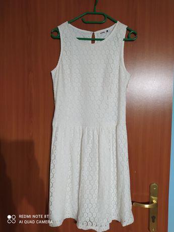 Sukienka koronkowa Boho L