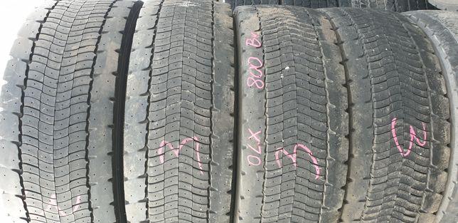 Opony używane ciężarowe w rozmiarze Michelin x lineD  295/60R22,5