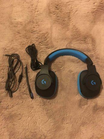 Słuchawki Logitech g233 prodigy