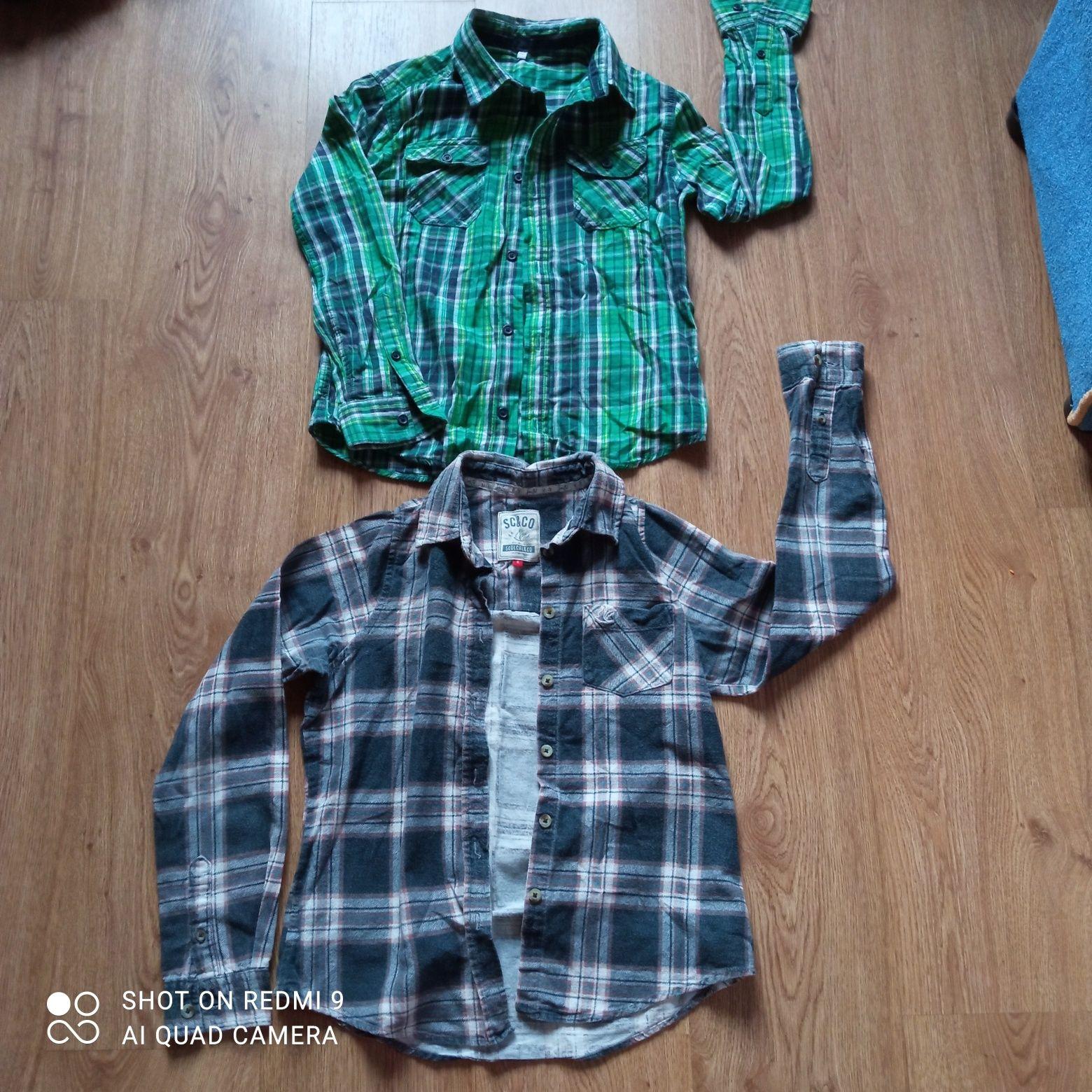 Рубашки для мальчика 8-11 лет