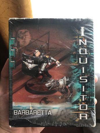 Warhammer 40 000: Inquisitor: Barbaretta