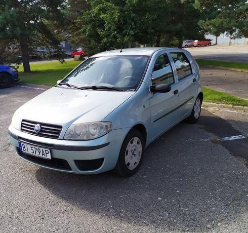 Fiat Punto 2003 1.2 niski przebieg