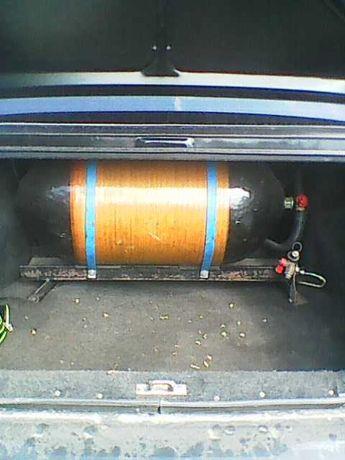ГБО метан евро 2 на инжектор