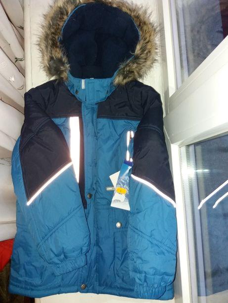 Куртка Lenne новая 128