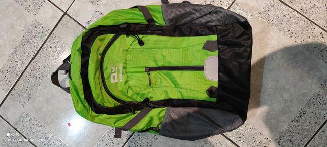 Plecak Hi mountain globe 35L nowy zielony