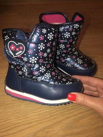Зимові чобітки ТОМ. М