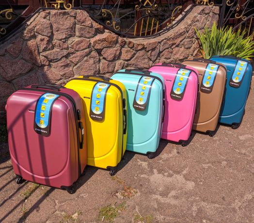 310 Чемодан, валіза Carbon низкая цена, актуальное наличие, СКЛАД!