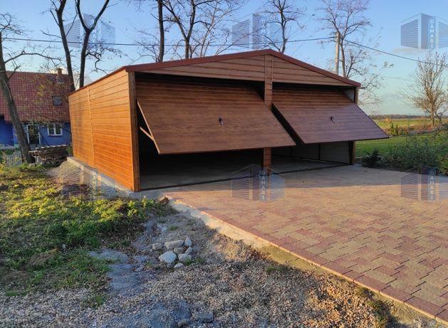 Garaże blaszane: 6x6 i inne wymiary - PRODUCENT, wysoka jakość