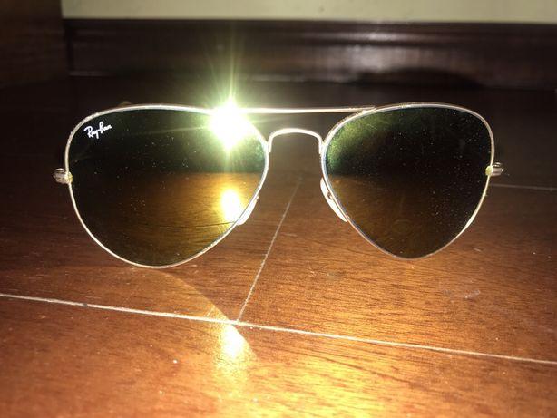 Óculos Ray-Ban VERDADEIROS Aviador