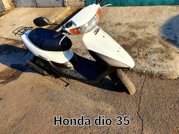 Продам мопед Honda dio 35