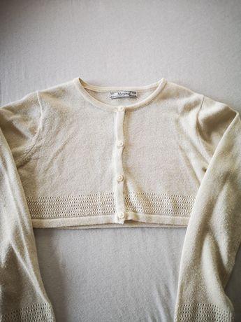 Śliczny sweterek Mayoral rozmiar 122