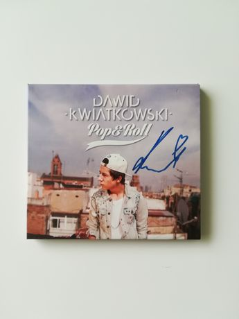 Pop and Roll - Dawid Kwiatkowski CD