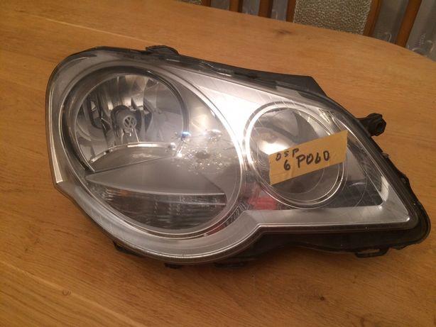 Права Фара до WV Polo2005-2009р.
