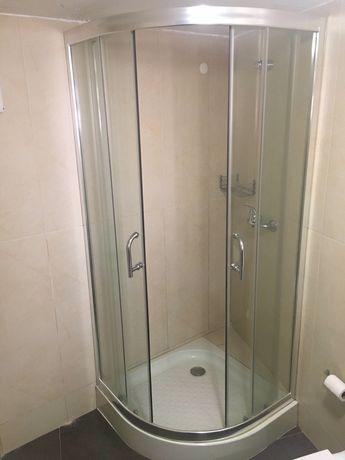 Cabine de duche e base
