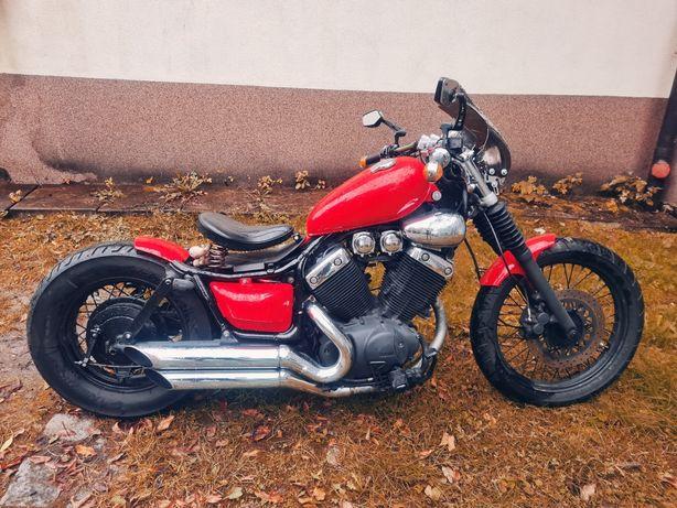 Yamaha Virago 535 bobber