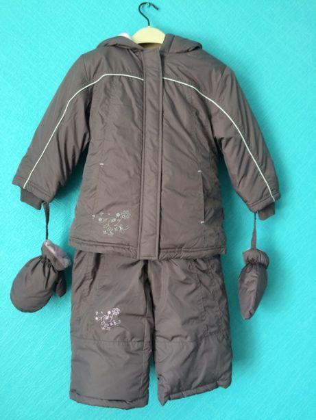 Полукомбинезон и куртка детские Coccodrillo
