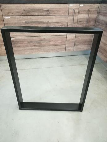 Metalowe nogi do ław, stołów 75x60cm