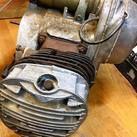 Двигун К750