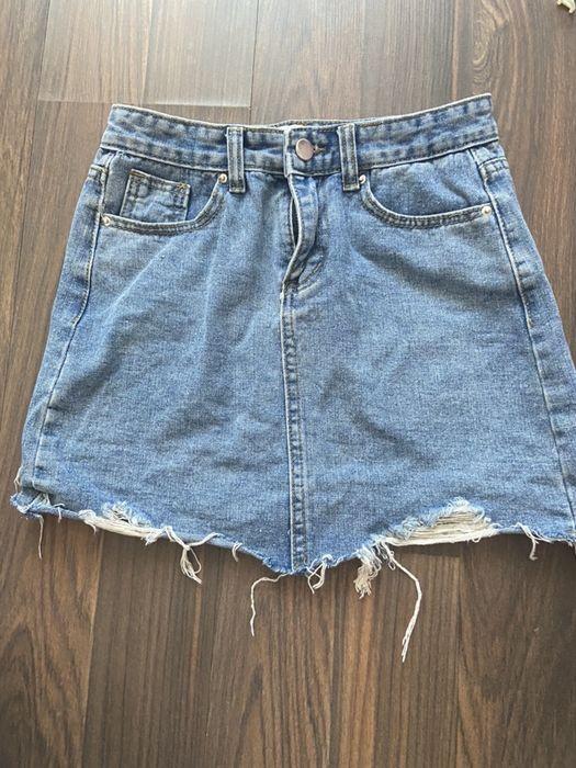 Юбка джинсовая, размер s Мелитополь - изображение 1