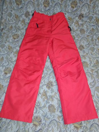 Штаны лыжные женские штани мужские лижнi спортивные не Salomon