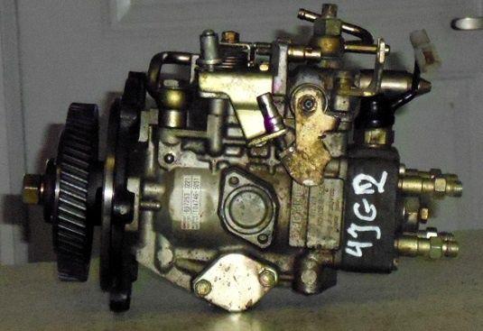 Pompa wtryskowa silnika Isuzu 4JG2 do wózka widłowego Hyster, Komatsu