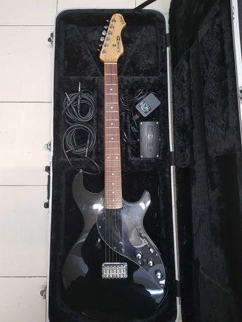 Guitarra Line 6 Variax 300 com mala - 1 ano de garantia