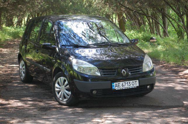 Отличный Renault Scenic. Только из Швейцарии. Растаможен.
