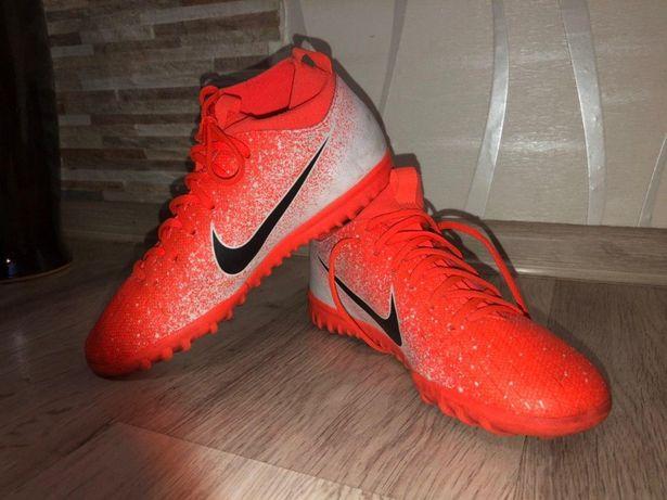 Сороконожки детские Nike Mercurial SUPERFLY 6 ACADEMY TF EUPHORIA