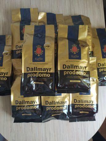 Кофе в зернах далмаир dallmayr арабика