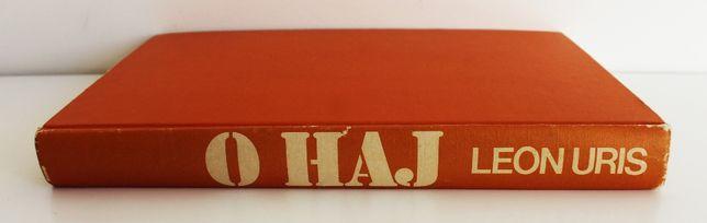 O Haj de Leon Uris edição de 1984 da Círculo de Leitores