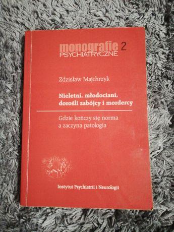 Monografie psychiatryczne Z. Majchrzyk