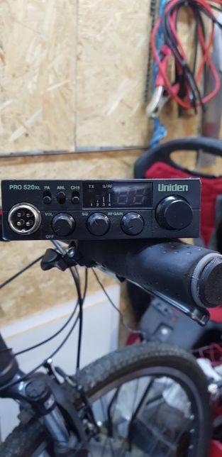 Uniden 520xl + antena sirio ML 145