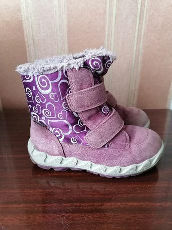 Термо сапожки ботинки super fit