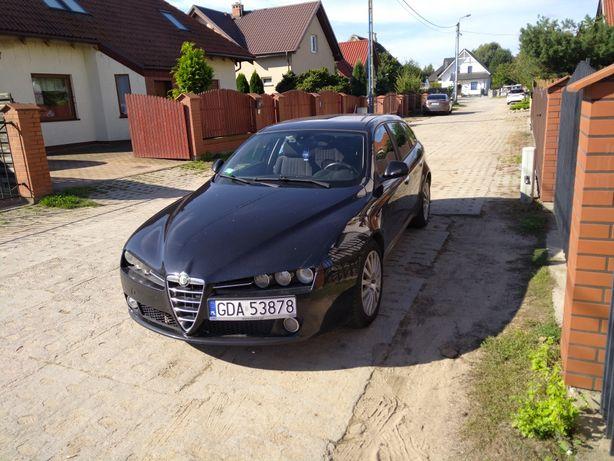 Alfa Romeo 159 1.9JTDm 150km