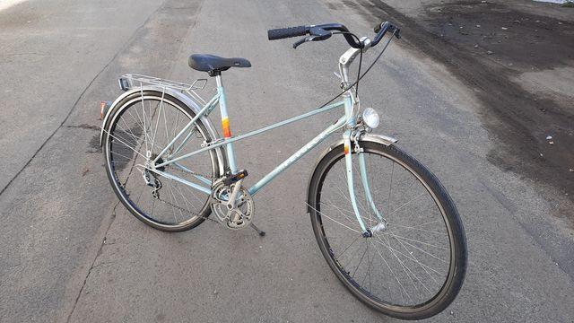 Rower szosowy miejski damka Peugeot