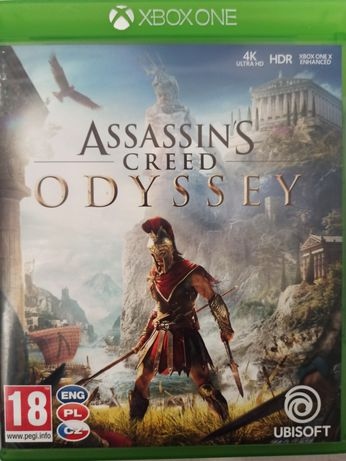 Assassins Creed Odyssey PL Xbox One Opole DT Ziemowit