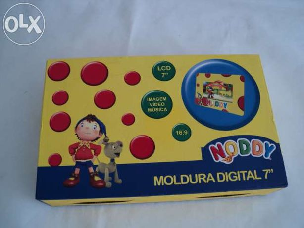 Moldura digital Noddy