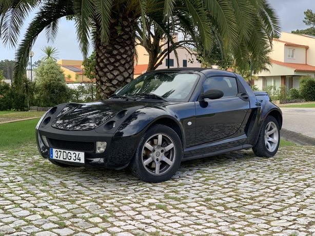 Smart Roadster Cabrio 82cv