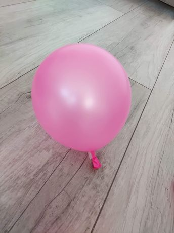 Balony różowe 65 szt.