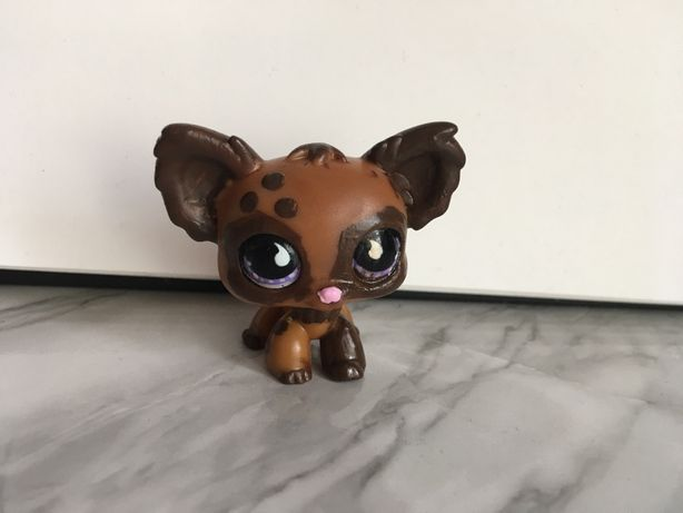 Littlest pet shops/piesek
