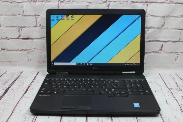 Игровой ноутбук Dell latitude e5540 15.6 / intel core i5 / 4 gb / HDD