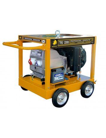 Gerador Gasolina TRS12000 Trifásico sem AVR