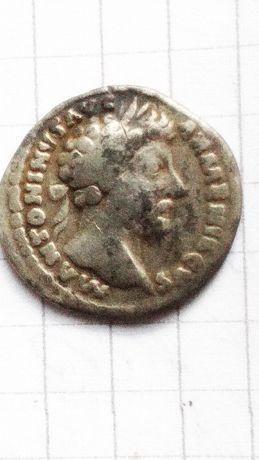 Динарий Антонин 138-92 гг. (серебро)