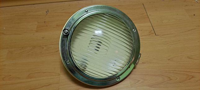 Lampa  z wagonu PKP oryginalna prl